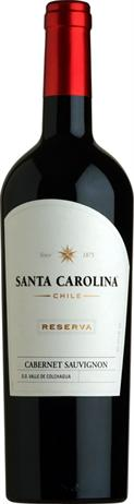 Santa Carolina Cabernet Sauvignon Reserva